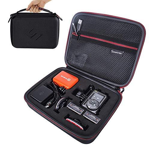 Smatree SmaHülle G160 Tragetasche für DJI OSMO Action/Gopro Hero 6, 5, 4, 3+, 3, 2, 1 (Kamera & Zubehör nicht im Lieferumfang enthalten)