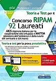 Concorso RIPAM 92 Laureati: AICS (Agenzia italiana per la cooperazione allo sviluppo) e MA...