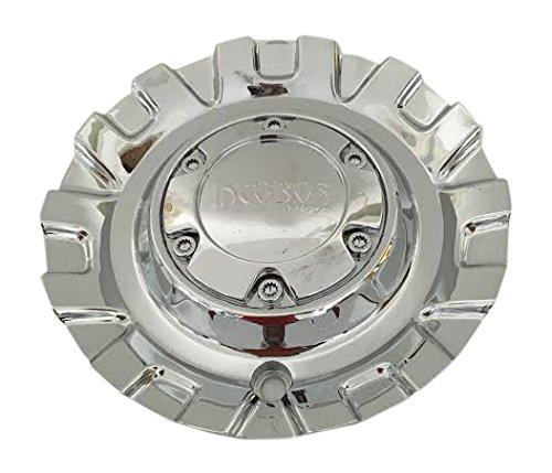 Incubus Wheels PCW-7 LG0611-04 SGD0010 Chrome Wheel Center Cap