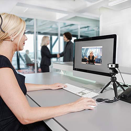 C930 Stream webcam, HD 1080p webcam USB, supersnelle streaming lichtcorrectie, Game Chat webcam, video-opname webcam voor YouTube, Twitch, XSplit, Mac/laptop/Macbook/pc