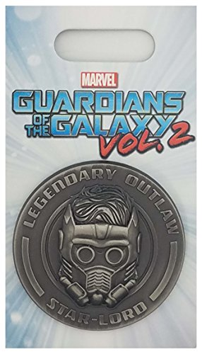 Disney Pin - Guardians of the Galaxy - Legendary Outlaw Star Lord