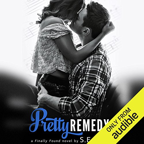Pretty Remedy audiobook cover art