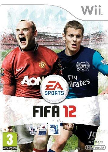 FIFA 12 (Wii)[Importación inglesa]