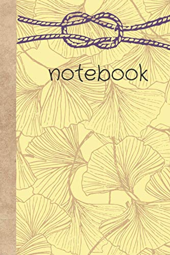 Notebook: Notebook to study also for work, College Ruled 6x9 inches withe 120 pages
