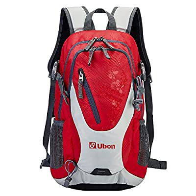 Ubon Small Casual Daypack 20L Water Resistant Hiking Backpack