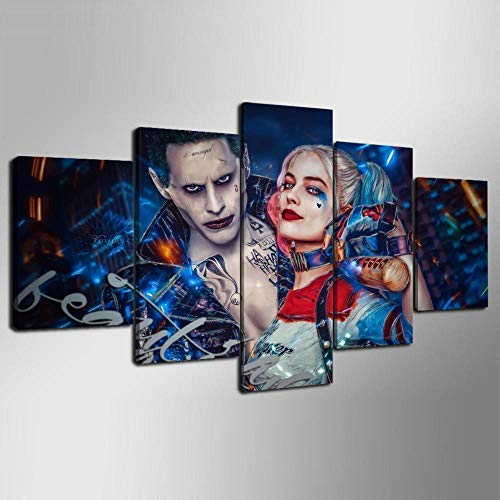 51CczElN87L Harley Quinn Suicide Squad Posters