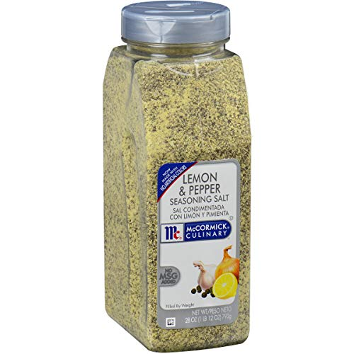 McCormick Culinary Lemon & Pepper Seasoning Salt, 28 oz.