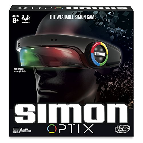 Hasbro Gaming Simon Optix Spiel (C19591020)