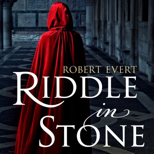 Riddle in Stone audiobook cover art