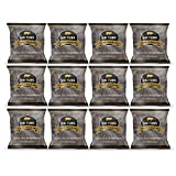Mr Tubs Premium Double Hand Cooked Pork Crackling 12 Foil Bags (Good Old Traditional)