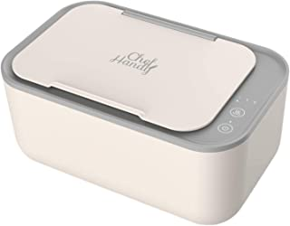 Wipe Warmer and Dispenser, Chefhandy Baby Wipe Warmer, Smart Precise Temperature Control, Large Capacity, Evenly Overall H...