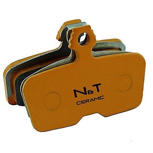 Noah And Theo nt-bp022 / CR Cerámica Pastillas Frenos Ajustada Avid Código...