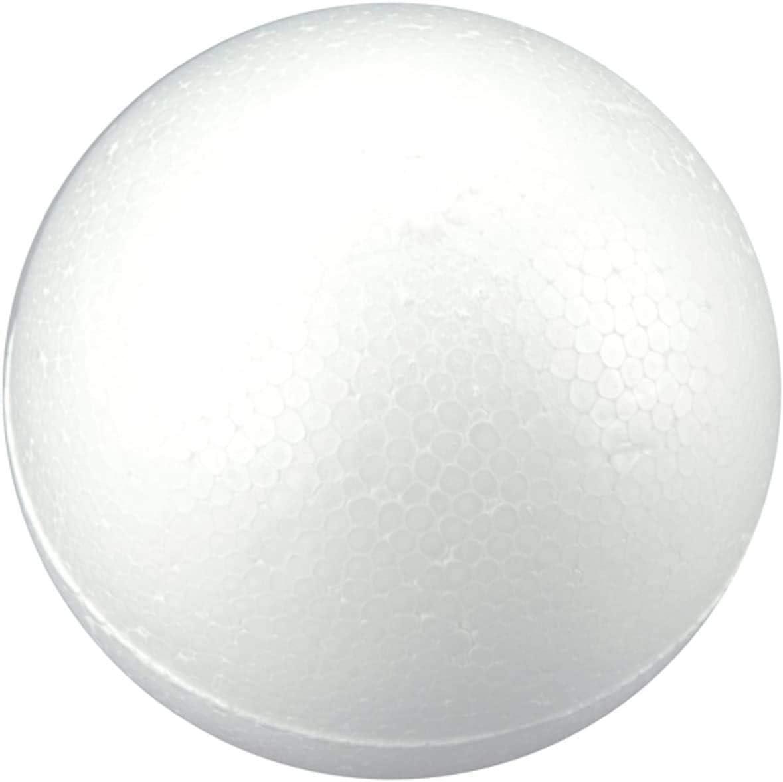 Pack of 10 Polystyrene Balls 3cm