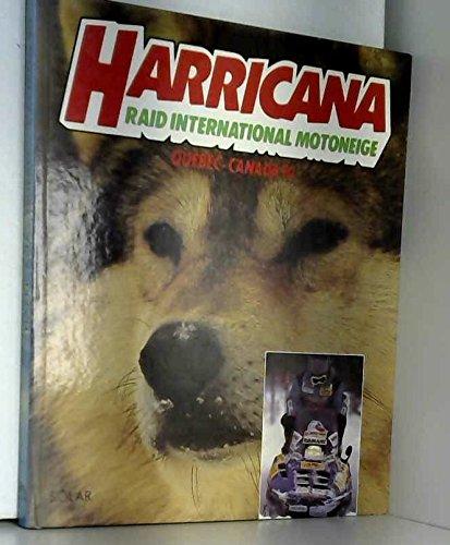 Harricana, raid international motoneige