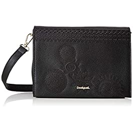 Desigual Bag Dark Amber Imperia Women, Sacs bandoulière