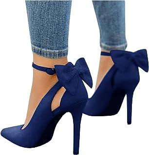 87123c487394a Amazon.com: Blue - Pumps / Shoes: Clothing, Shoes & Jewelry