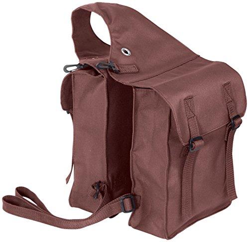 Packtasche BUSSE, STANDARD, d-braun