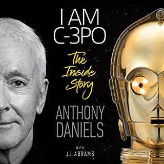 I Am C-3PO cover art