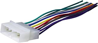 Scosche JE01B Wire Harness to Connect an Aftermarket Stereo Receiver for Select 1989-1997 Jeep/Eagle