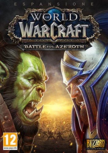 World of Warcraft: Batalha por Azeroth - Padrão   Código Battle.net Para PC