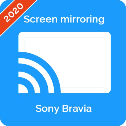Screen Mirroring for Sony Bravia TV