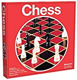 Pressman Toy Chess in Box, Red