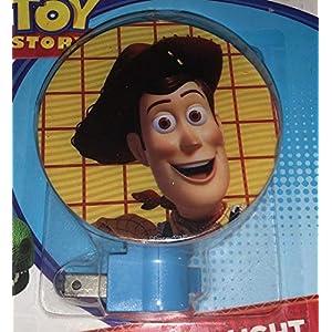 Disney Toy Story Woody Kid Room Nursery Night Light