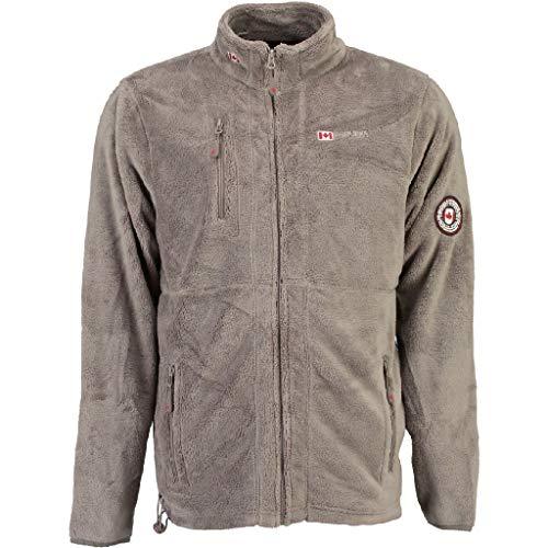 Anapurna Fleecejacke Utah Outdoor warme Jacke Pullover Vlies Unisex (XXL)