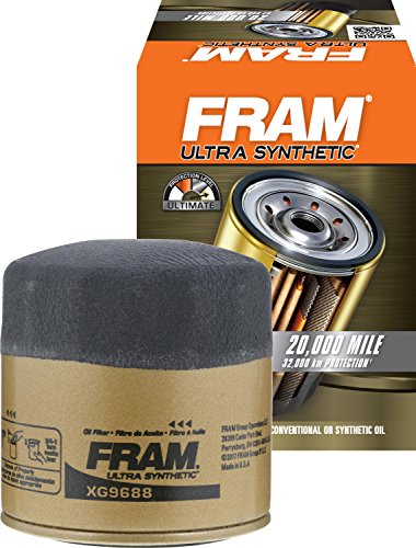 FRAM XG9688 Ultra Synthetic Spin-On Oil Filter with SureGrip