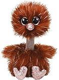 TY- Beanie Boos 24 cm Peluche, Color marrón (Carletto Deutschland GmbH 36450) , color/modelo surtido