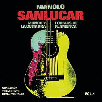 Mundo y Formas de la Guitarra Flamenca Vol.1