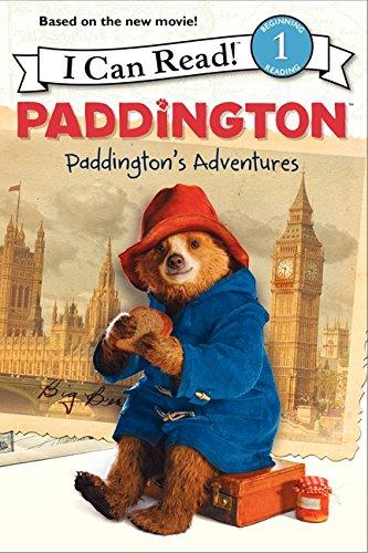Paddington: Paddington's Adventures (I Can Read, Level 1: Paddington)