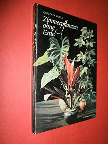 Zimmerpflanzen ohne Erde Bildideen und Zeichungen von Hans Preusse
