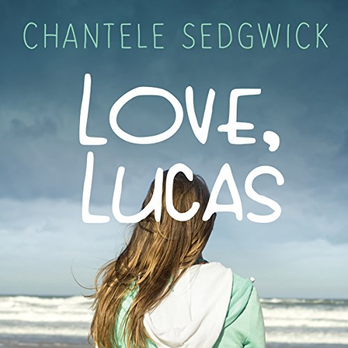 Love, Lucas audiobook cover art