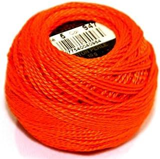 DMC Cotton Perle Thread Size 5 947 - per 10 gram ball