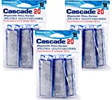 Penn-Plax Cascade Replacement Filter Cartridges CPF6C3 (9-Pack)