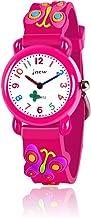 OuWen Unique Design 3D Cute Cartoon Kids Waterproof Watch -Best Gifts