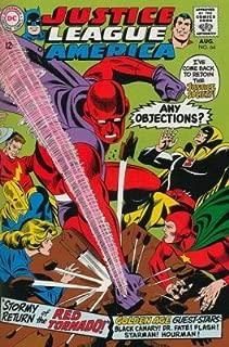 Justice League of America #64