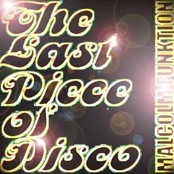 The Last Piece Of Disco