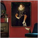 w15y8 Erzherzogin Konstanze Von Frans Leinwand Gemälde