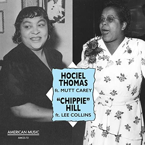 Hociel Thomas & Chippie Hill