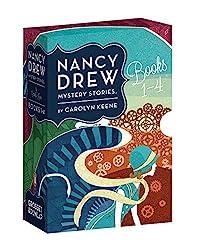 powerful Nancy Drew Mystery Storybook 1-4