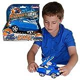 Deluxebase Convertimal Toy Shark Transformer Car, trasformatore Gioca Le Automobili dei Ragazzi per i Bambini Giocattolo Fresco del trasformatore/Giocattolo dello squalo è i Giocattoli di t
