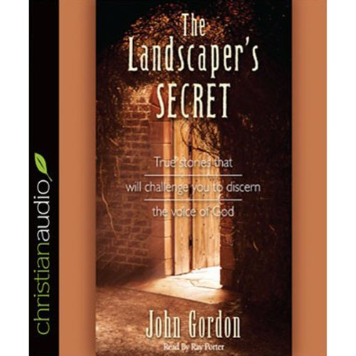 The Landscaper's Secret copertina