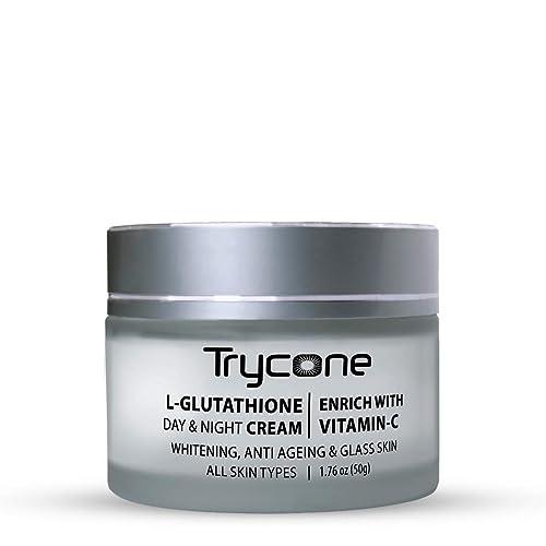 Trycone L- Glutathione Cream for Skin Wh…