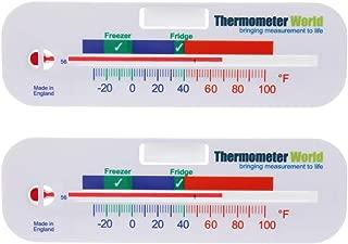 twin thermostat fridge freezer