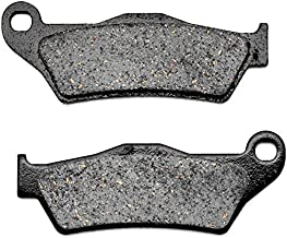 KMG Front Brake Pads for 1992-1993 KTM DXC EXC EGS 125 Brembo Calipers - Non-Metallic Organic NAO Brake Pads Set