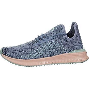 PUMA Mens Avid Evoknit Cu Lace Up Sneakers Shoes Casual - Blue - Size 12 D