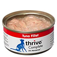 Thrive Complete Cat Food with Tuna (12 x 75 g) – 900 g