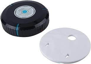 Hylotele Robot Aspirador Inteligente Recargable para el hogar Herramienta de Limpieza de barredor de Piso m/óvil Robot de Barrido autom/ático Inteligente M/áquina de Limpieza de Gran aspiraci/ón UE
